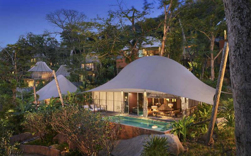 Keemala Phuket pool villas