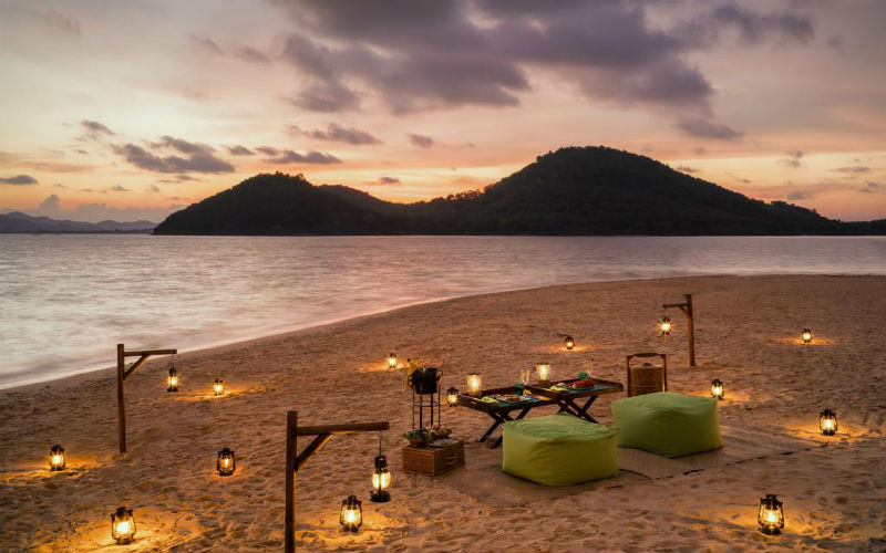 Get amazed by the untouched beauty ofYao Noi tailor-made settings