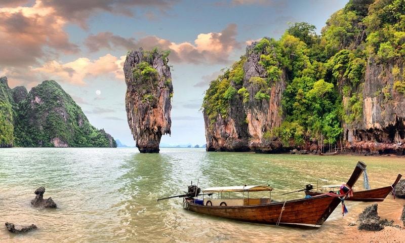 James Pond Island- Phuket