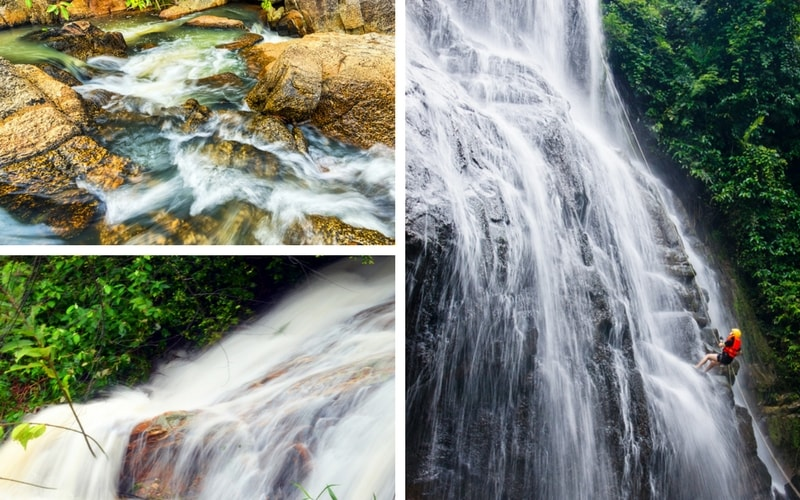 Wang Thong Waterfall and Than Prawes Waterfall