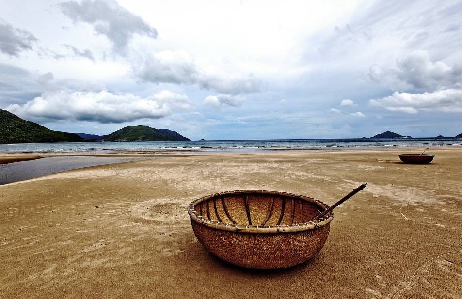 Con Dao is a pristine paradise of the national park, untouched beaches, and turquoise water