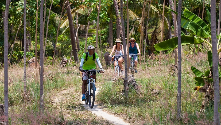 Koh Phangan will rock your summer with many kinds of activities