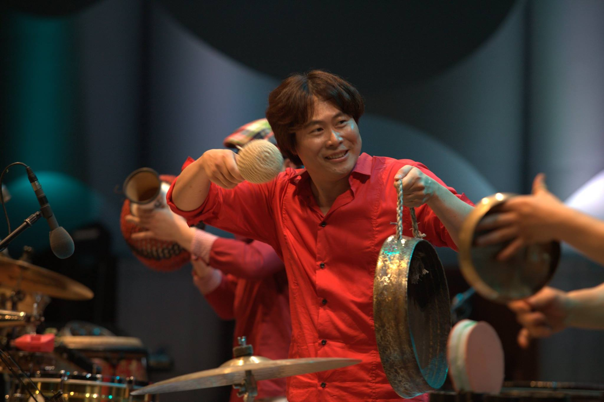 Top talents from Korea and best drummers in the world converge on the stage ofSeoul Drum Festival