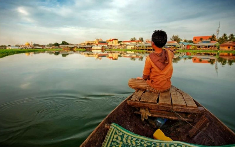 The Mekong is the 12th longest river worldwide
