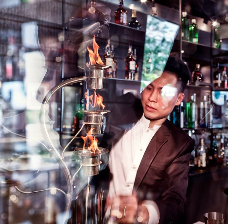 The master mixologist Pham Tien Tiep