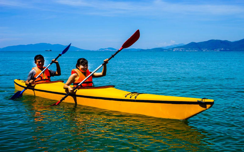 Kayaking - An Lam Retreat Ninh Van Bay