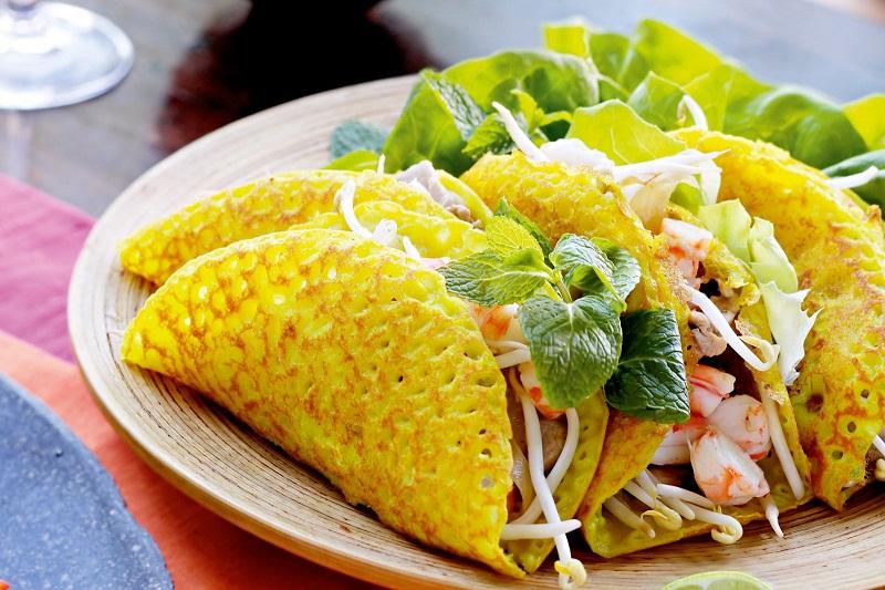Banh Xeo (Crispy Pancake)