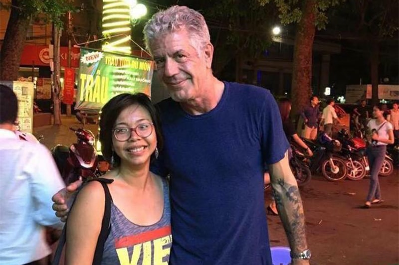 Can not Anthony bourdain no reservations food porn did not