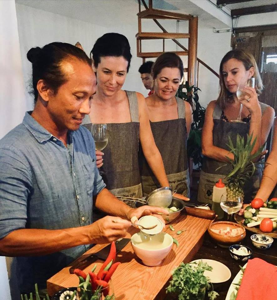 Experience Tra Que Village and Cooking Dishes with Chef Duc of Mango Mango Restaurant - Hoi An, Vietnam