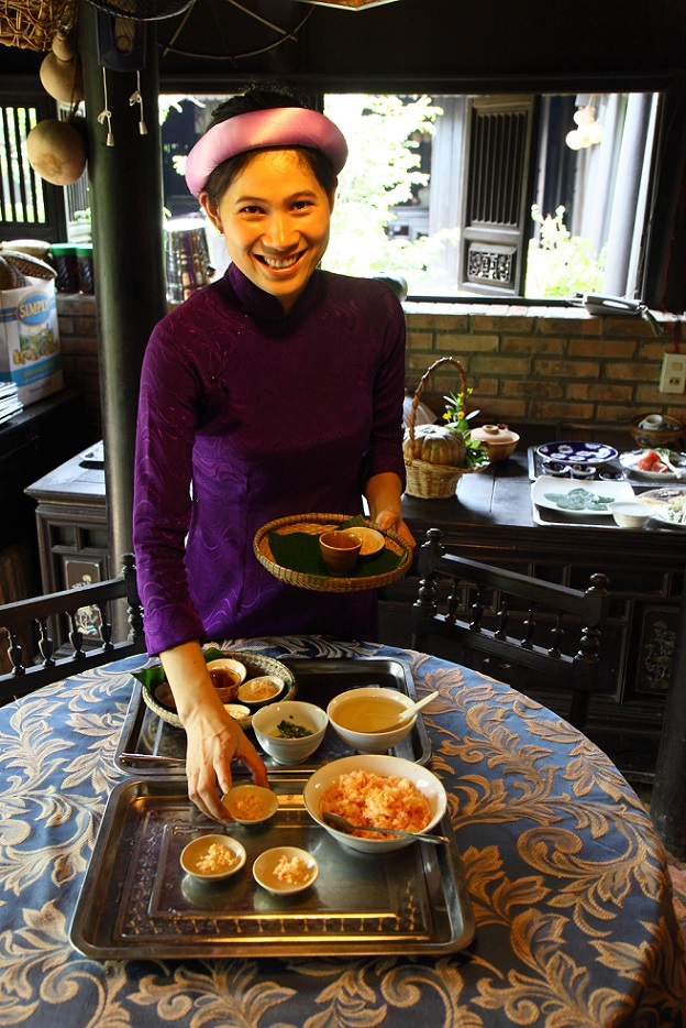 Learn to Cook Royal Dishes at Tha Om Garden House - Hue, Vietnam