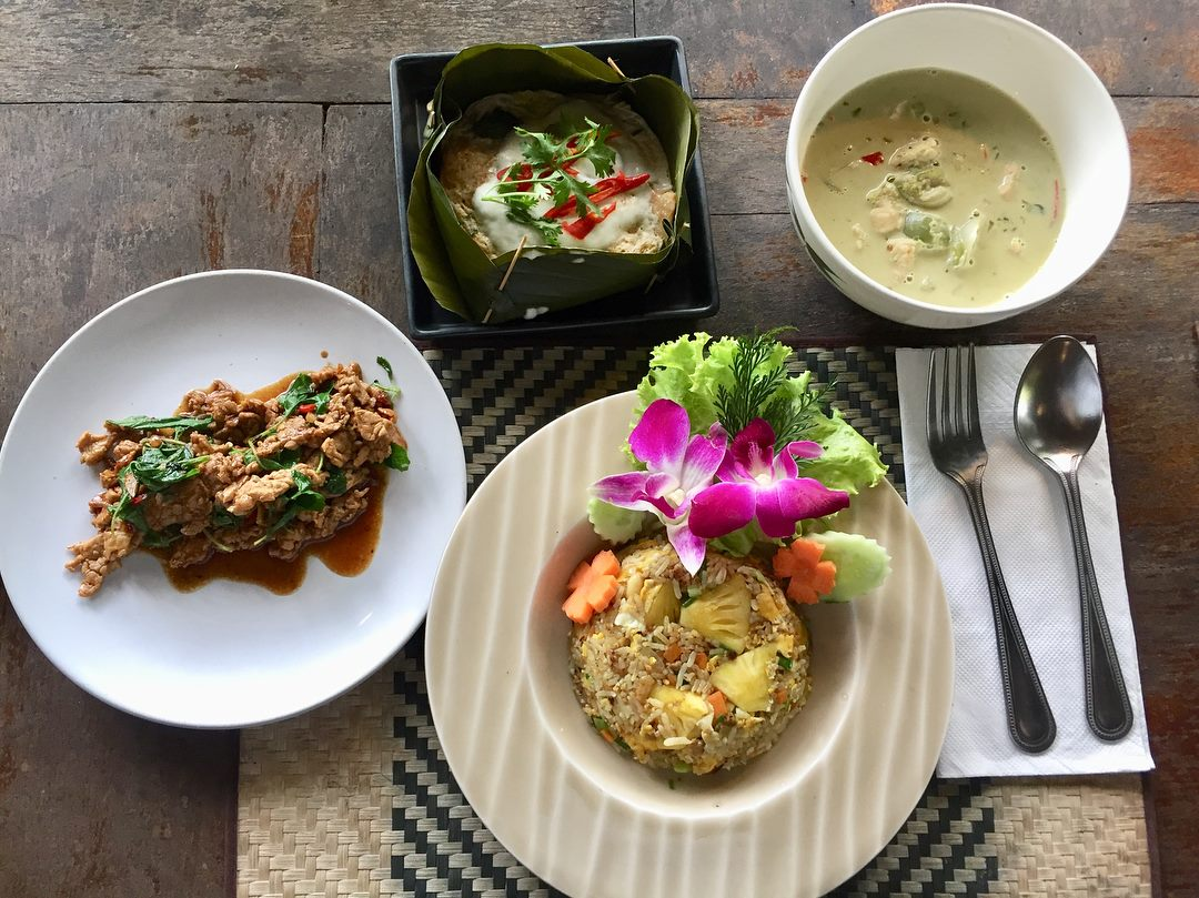 Try Cooking Lana Dishes at Pantawan Cooking Class - Chiang Mai, Thailand