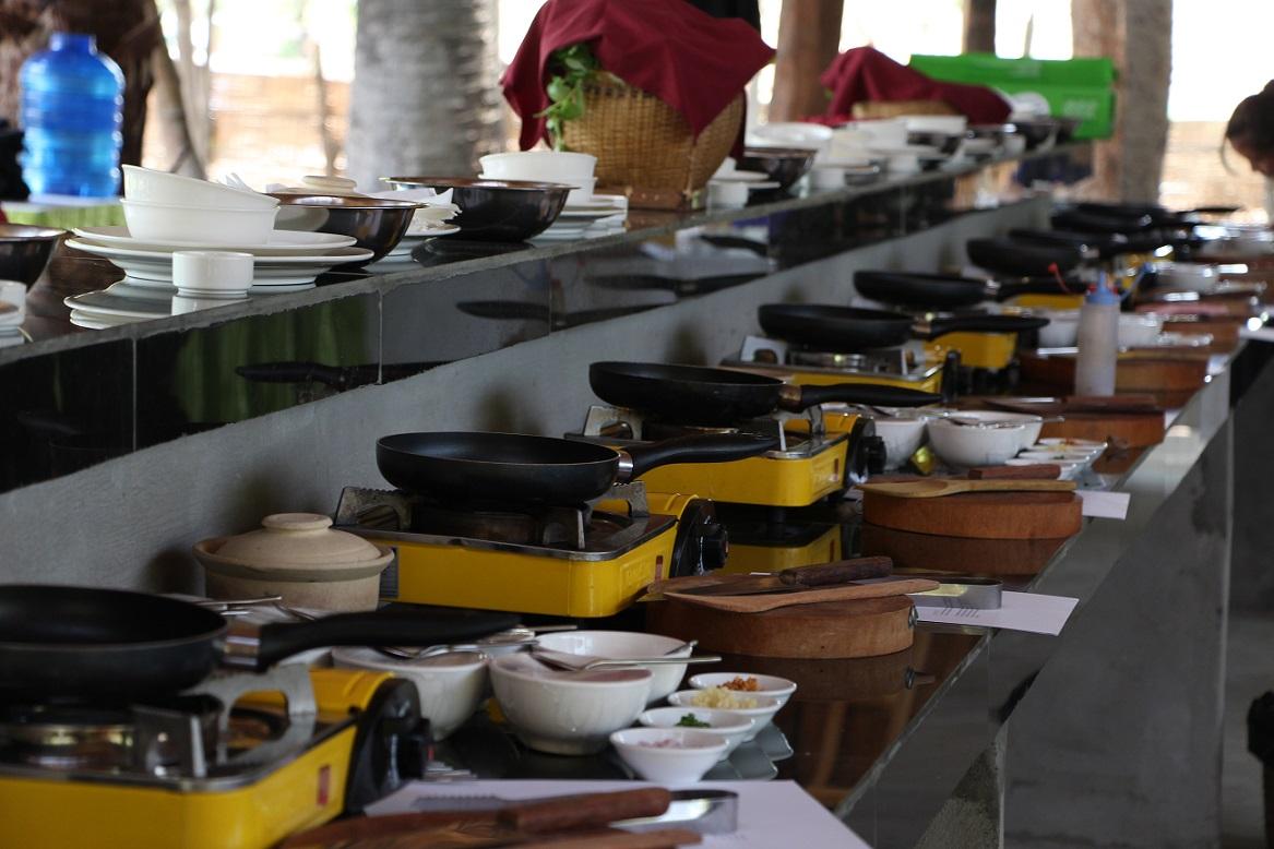 Khmer Cooking Class at Organic Farm - Siem Reap, Cambodia