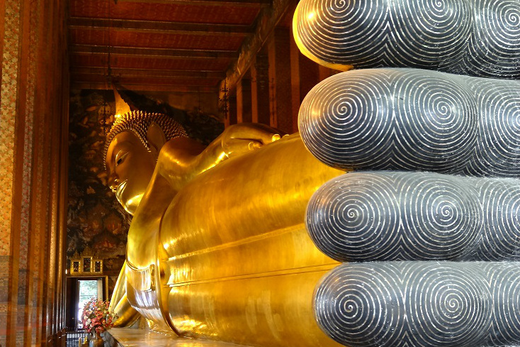 It is home tothe largest Buddha statue