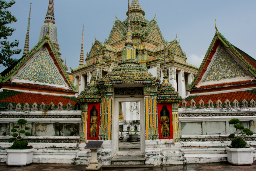 Wat Pho is one of the oldest temples in Bangkok