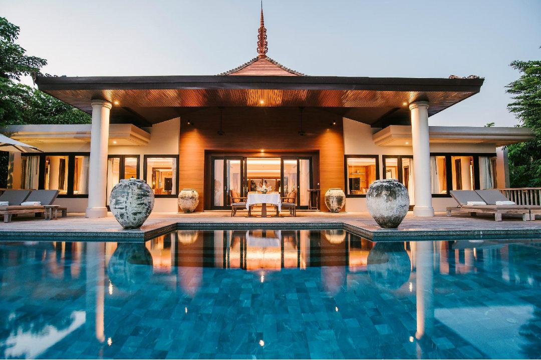 Trisara Phuket resort, Phuket Island, Thailand