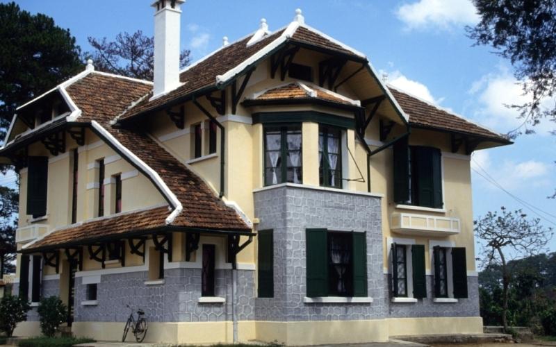 Architecture in Dalat