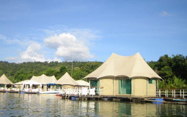 4 River Floating Eco Lodge Koh Kong