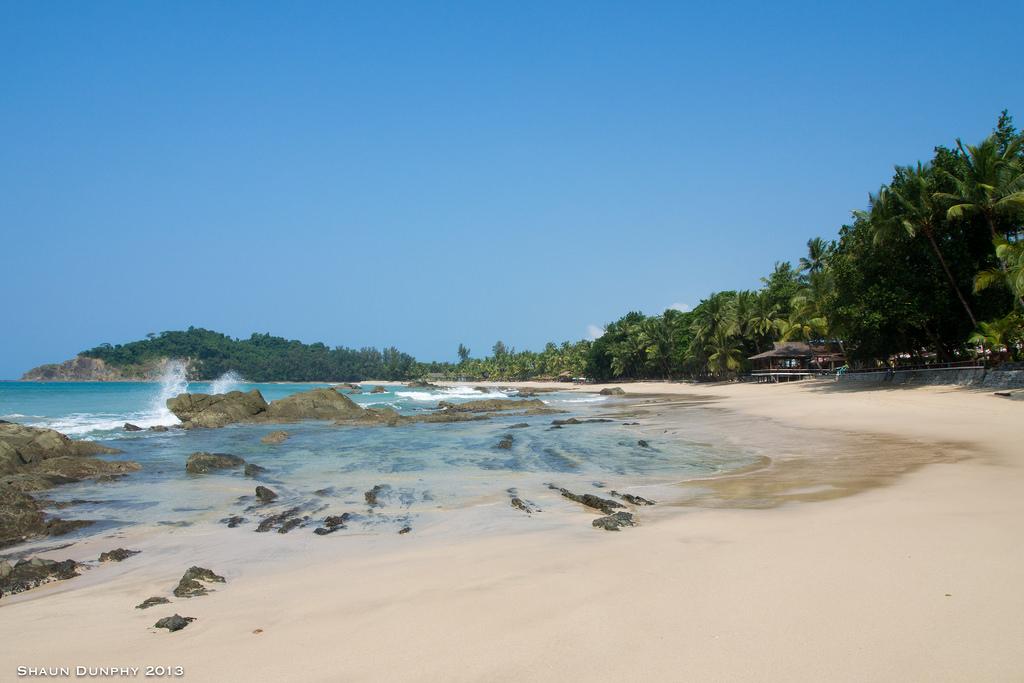 Guide to Ngapali Beach