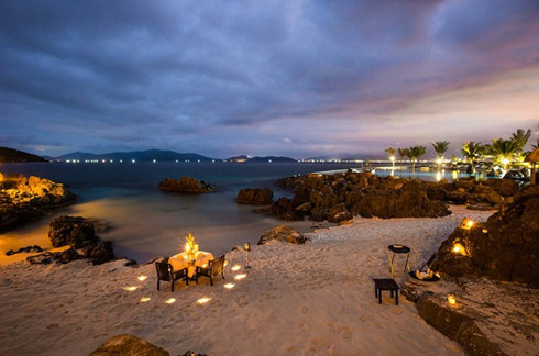 Top Ideal Resorts for Valentine's Day in Vietnam - Nha Trang