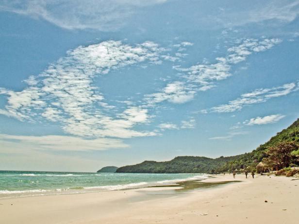 Beaches In Three Vietnamese Regions
