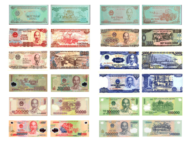 Do You Recognize These 5 Landmarks on Vietnam Dong Notes