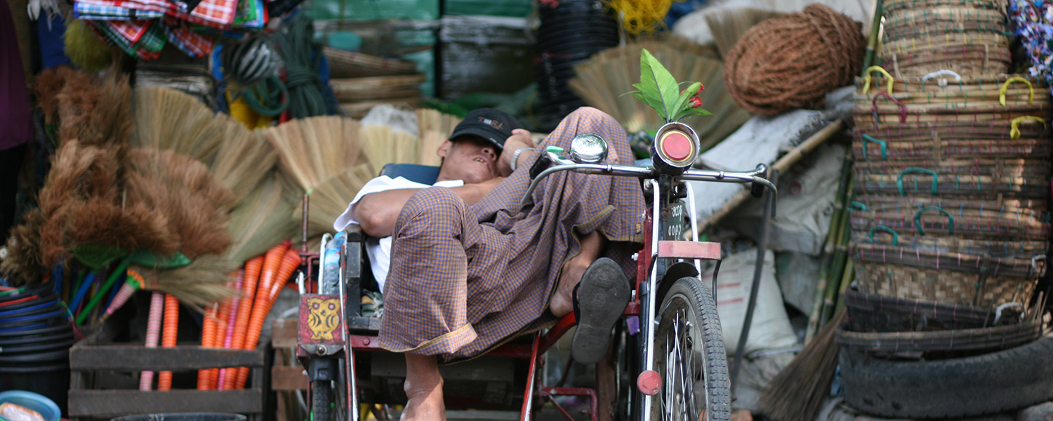 tricycle-yangon-myanmar