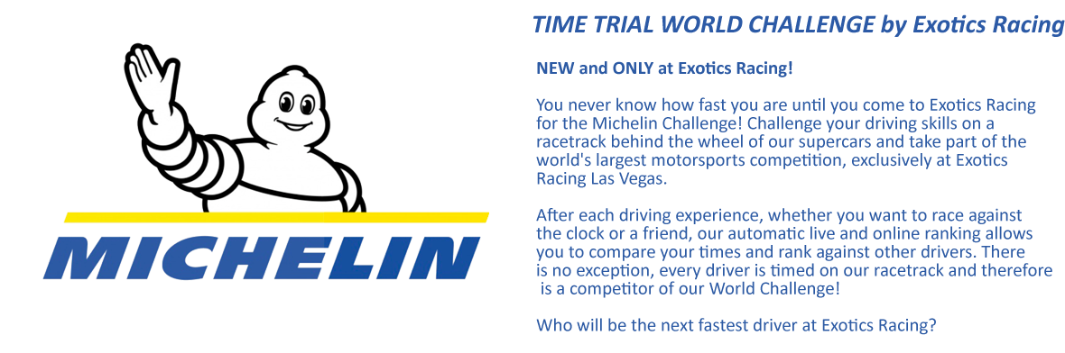 Michelin Time Trial World Challenge