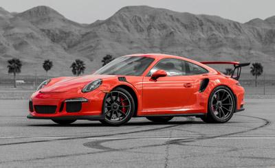 Porsche 911 GT3 RS News