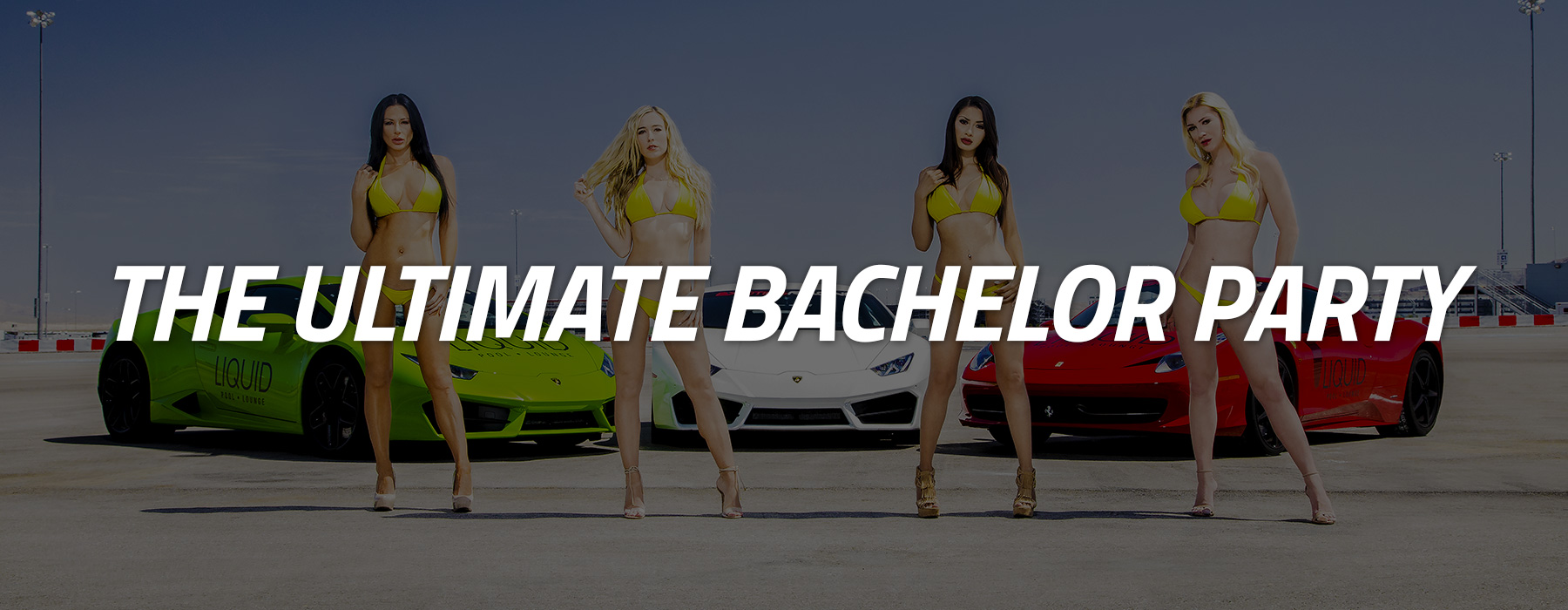 The Ultimate Bachelor Party