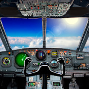 Pilot Airplane simulator 3D