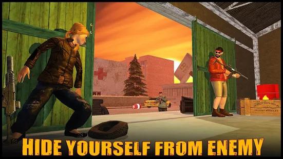 Free Gun Fire Shooting: Gun Games Screenshot