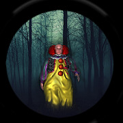 Horror Sniper - Clown Ghost In The Dead