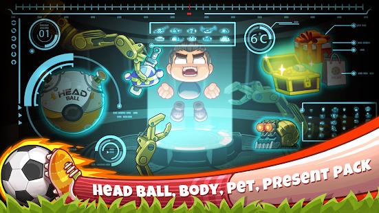 Head Soccer Screenshot