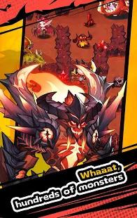 Dungeon Hero: Quest Screenshot