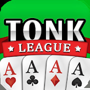 Tonk League - Free Multiplayer Card game