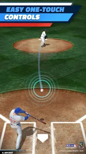 MLB TAP SPORTS BASEBALL 2017 Screenshot