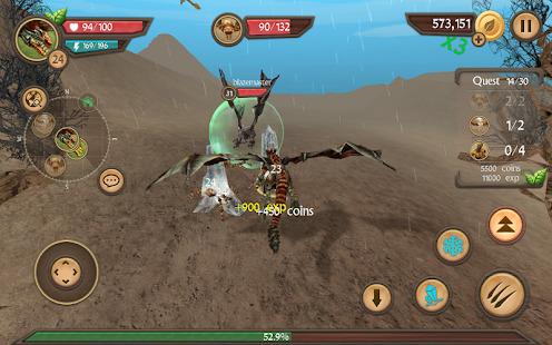 Dragon Sim Online: Be A Dragon Screenshot