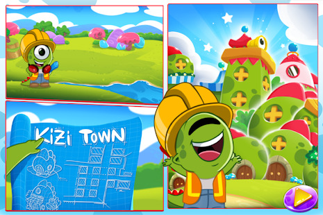 Kizi Town Screenshot