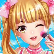 ????????Anime Girl Dress Up