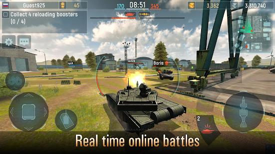 Armada: Modern Tanks - Free Tank Shooting Games Screenshot