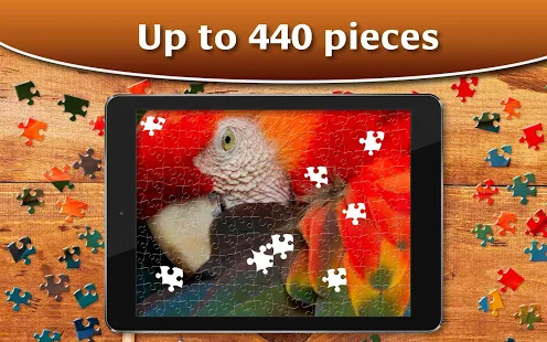 Jigsaw Puzzle Collection HD - puzzles for adults Screenshot