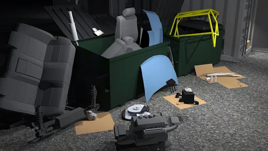 Fix My Car: Custom Mods LITE Screenshot