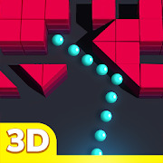 Ball 3D - Bricks Ball Breaker Puzzle