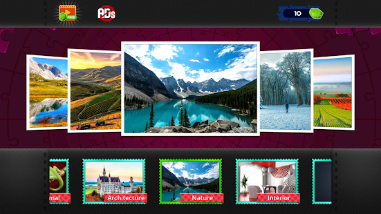 Jigsaw Planet: Jigsaw puzzles family games Screenshot