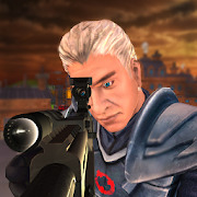 Scary Clowns Sniper Gun Shooter FPS
