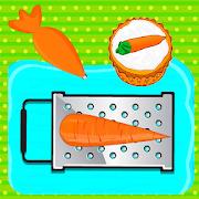 Baking Carrot Cupcakes - Coking Game