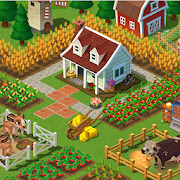 FarmHill - Frenzy Farm Village - Farm scapes