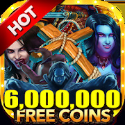 Slots Vampires Wild Vegas Casino Slots Machine