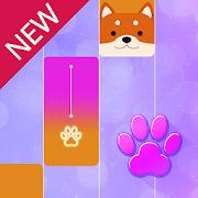 Magic Cat Piano Tiles - Pet Pianist Tap Animal