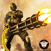 Counter Terrorist IGI Commando FPS Battlegrounds